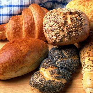 Verkaufsfahrzeuge für Bäckereien